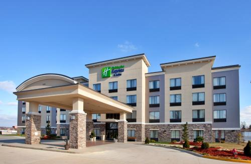 Holiday Inn Express Hotel & Suites Festus-South St. Louis