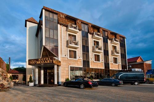 Mozart Hotel, Krasnodar, Russia
