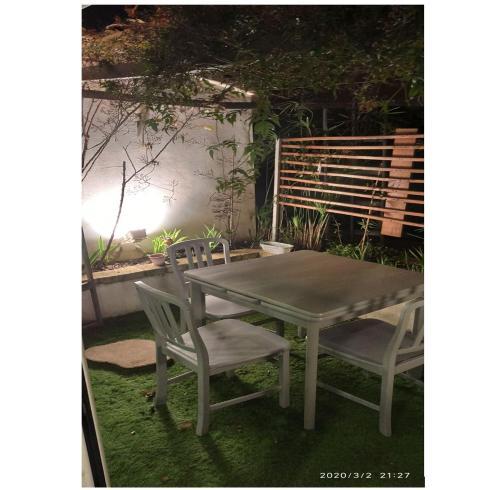 Secret Garden Chez Gilles et Tra -T2 super mignon, neuf et indépendant , dans cadre agréable et zen - Location saisonnière - Valergues