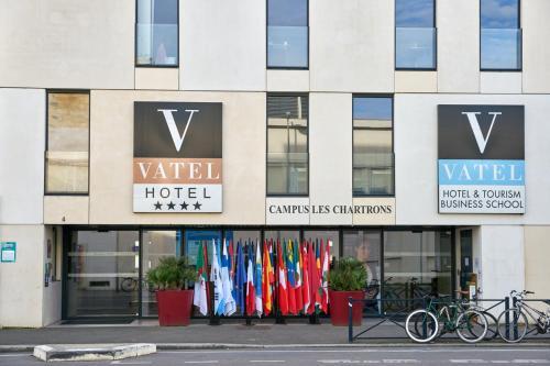 Hotel Vatel Bordeaux - Hôtel - Bordeaux