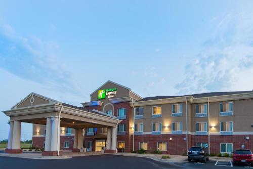 . Holiday Inn Express Hotel & Suites El Dorado