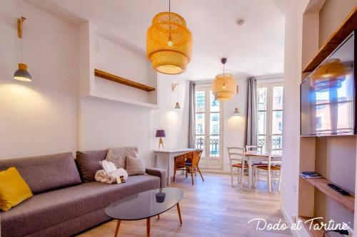 Exceptional 1 bedroom with AC - Dodo et Tartine
