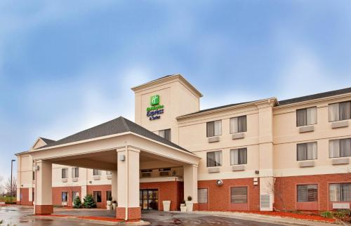 Holiday Inn Express Kansas City Liberty Missouri
