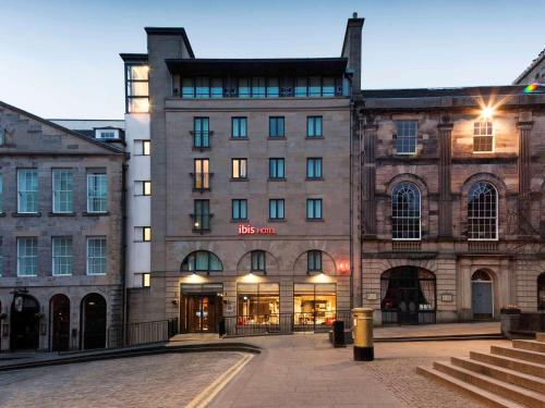 Ibis Edinburgh Centre Royal Mile – Hunter Square