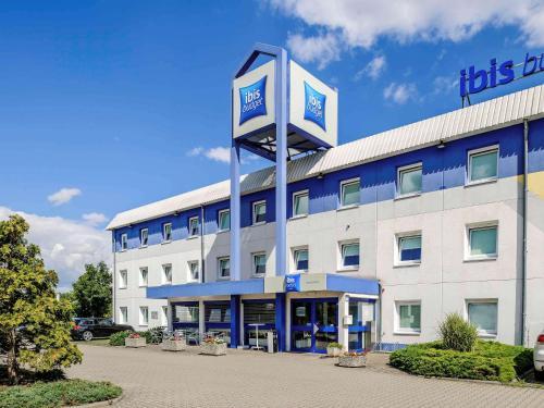 Hotel Ibis Budget Leipzig Messe