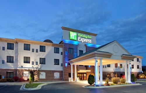 . Holiday Inn Express Rolla