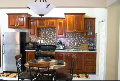 Merrivale Suite Official Apartment, Kitchen Cabinets Kingston Jamaica