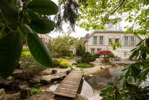 . Garten-Hotel Ochensberger