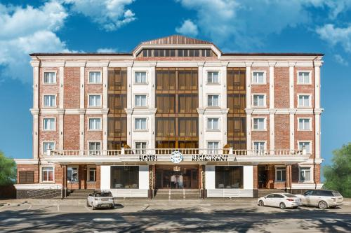 Carat Hotel, Krasnodar, Russia
