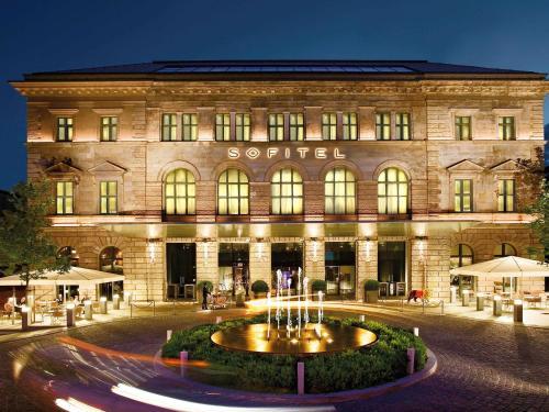 Sofitel Munich Bayerpost - Hotel - Munich