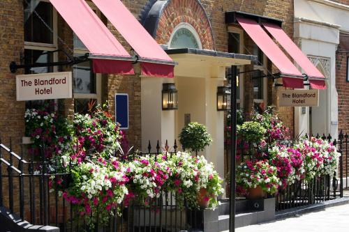 Blandford Hotel, Marylebone (London)