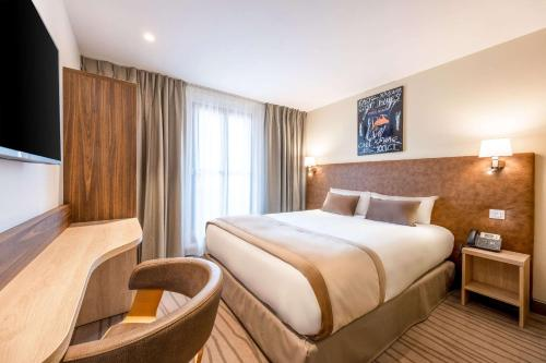 Quality Hotel Toulouse Centre - Hôtel - Toulouse