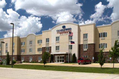 . Candlewood Suites Champaign-Urbana University Area, an IHG Hotel