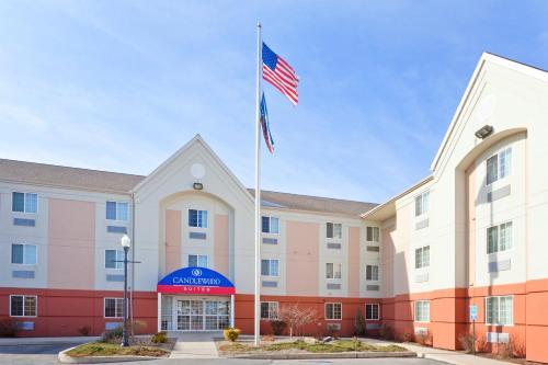 Candlewood Williamsport, an IHG hotel - Hotel - Williamsport
