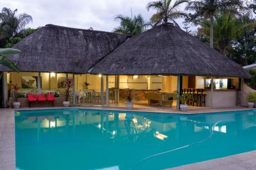 St. Lucia Safari Lodge