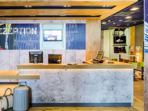 Hotel Ibis Budget Deauville - Hôtel - Deauville
