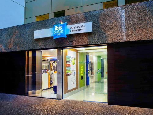 Hotel Ibis Budget Rj Copacabana