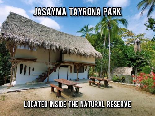 . Hotel Jasayma Parque Tayrona