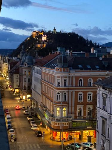 Lilian's Top Panorama Apartment, Hotel in Graz