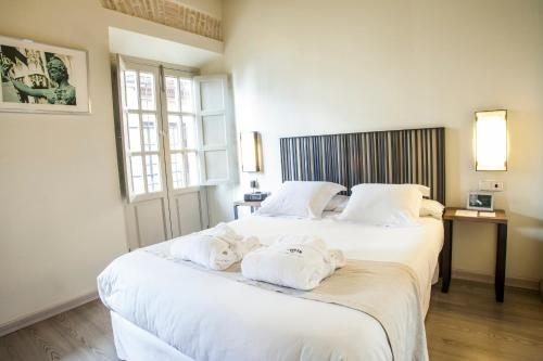 Double Room - single occupancy Hotel Boutique Casas de Santa Cruz 29