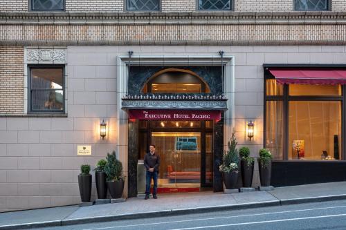 Executive Hotel Pacific - Seattle, WA WA 98104