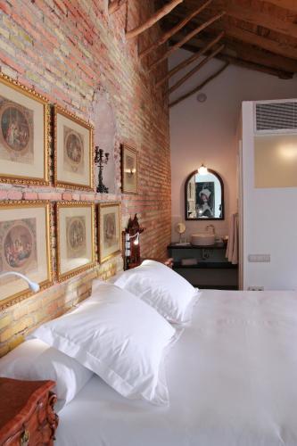 Habitación Doble Superior - 1 cama extragrande o 2 individuales Hotel Patria Chica 3