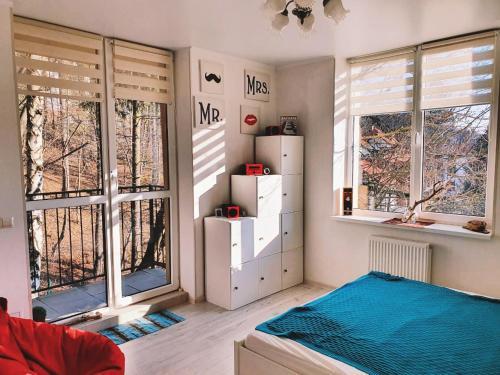 . Apartment on Gagarina 1A