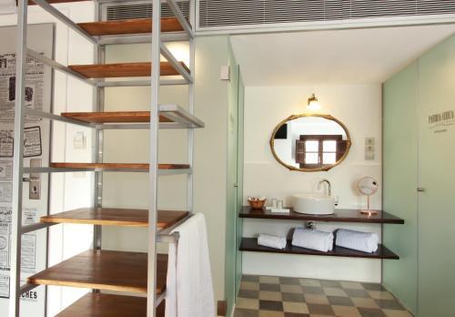 Habitación Doble Superior - 1 cama extragrande o 2 individuales Hotel Patria Chica 9