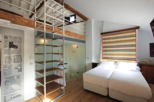 Habitación Doble Superior - 1 cama extragrande o 2 individuales Hotel Patria Chica 11