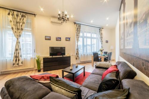 Real Apartments Anker, Pension in Budapest