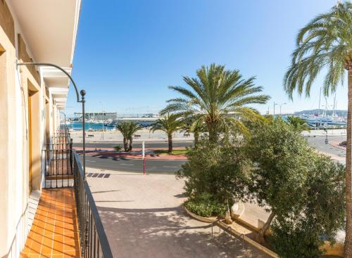 Deluxe Double or Twin Room with Sea View La Posada del Mar 11