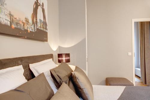 Appartement Halle des Blanc Manteaux - 104011 - Location saisonnière - Paris