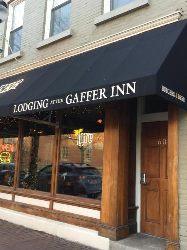 Lodging at the Gaffer Inn - Corning, New York