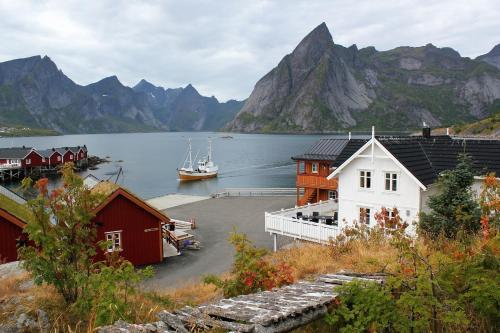 Reinefjorden Sjøhus