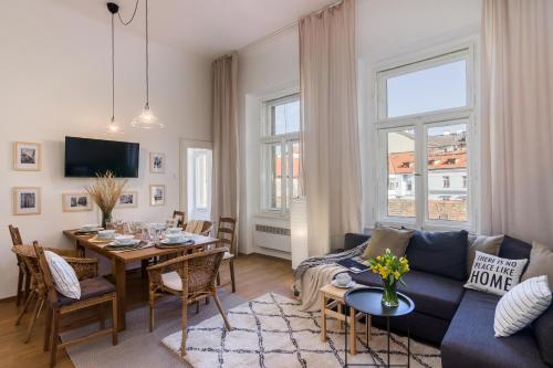Historic Centre Prague Apartments by Michal&Friends