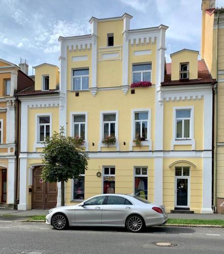 . Apartmány u Barči