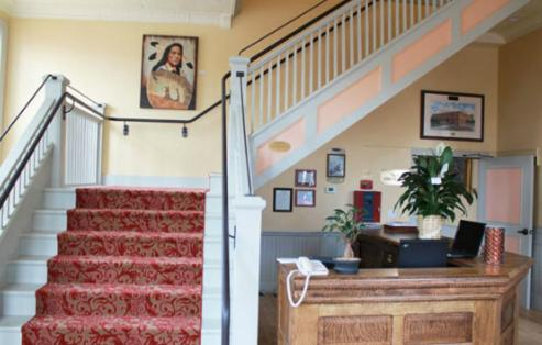 Windsor Hotel & Restaurant Del Norte (CO) United States