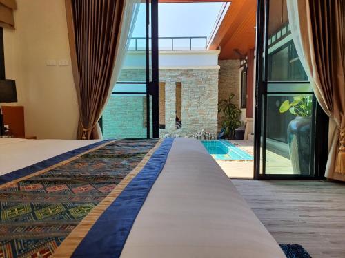Rawai-VIP Modern cozy villa private pool&walk to beach with free kid Rawai-VIP Modern cozy villa private pool&walk to beach with free kid&water park