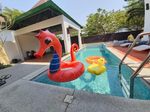 P.P.pool villa P.P.pool villa