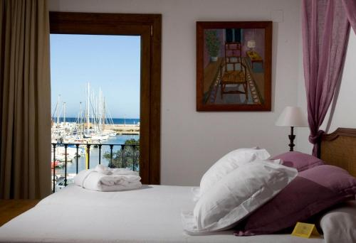 Deluxe Double or Twin Room with Sea View La Posada del Mar 18