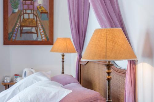 Deluxe Double or Twin Room with Sea View La Posada del Mar 14