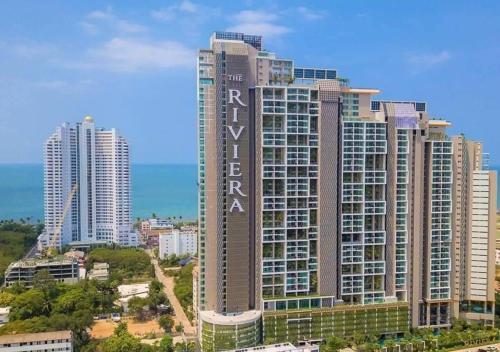 The Riviera Jomtien Apartment 35 floor The Riviera Jomtien Apartment 35 floor