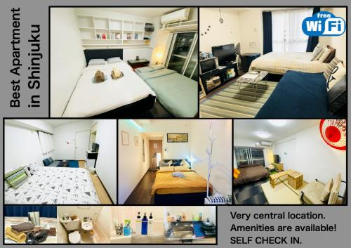 Best Apartment in Shinjuku