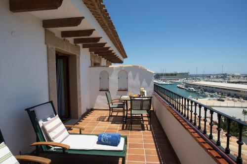 Suite Junior Deluxe con terraza La Posada del Mar 3