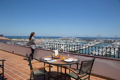 Suite con terraza La Posada del Mar 1