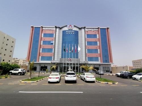 . Al Maali Hotel Jazan