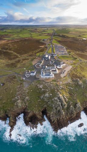 The Land's End Hotel, Lands End, Cornwall