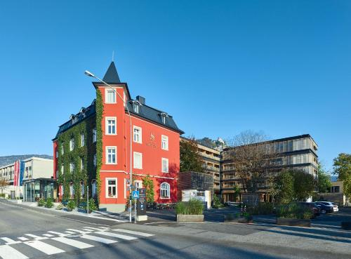 Schwärzler, Pension in Bregenz bei Diezlings