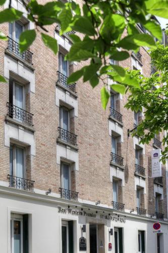 Best Western Plus 61 Paris Nation Hotel In France