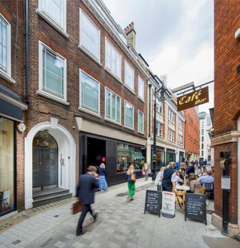 Picture of Pollen Street, Mayfair